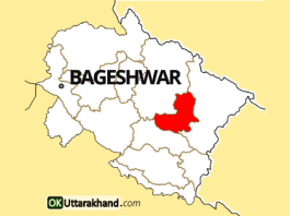 bageshwar map