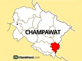 champawat map
